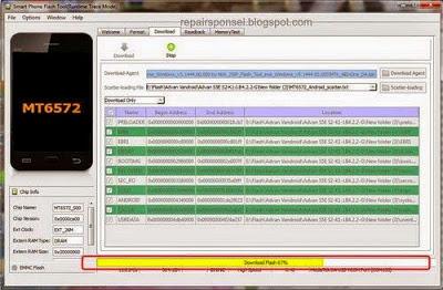 Download Sp Flash Tool v5.1444.00 New Version