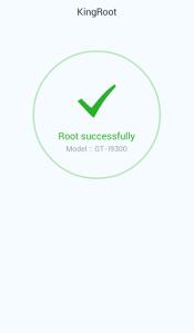 Berhasil Root Dengan KingRoot Tool