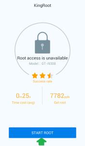 Cara Root Dengan KingRoot APK